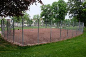 Ballfangzaun Stadtpark Kaiserslautern